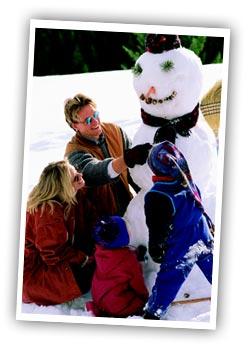 snowman in durango