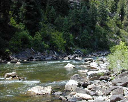 Durango colorado fishing durango downtown for Durango co fly fishing