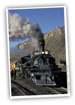 durango colorado train