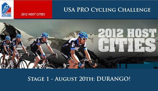 USA Pro Challenge Pro Bike Race and Festivities Start in